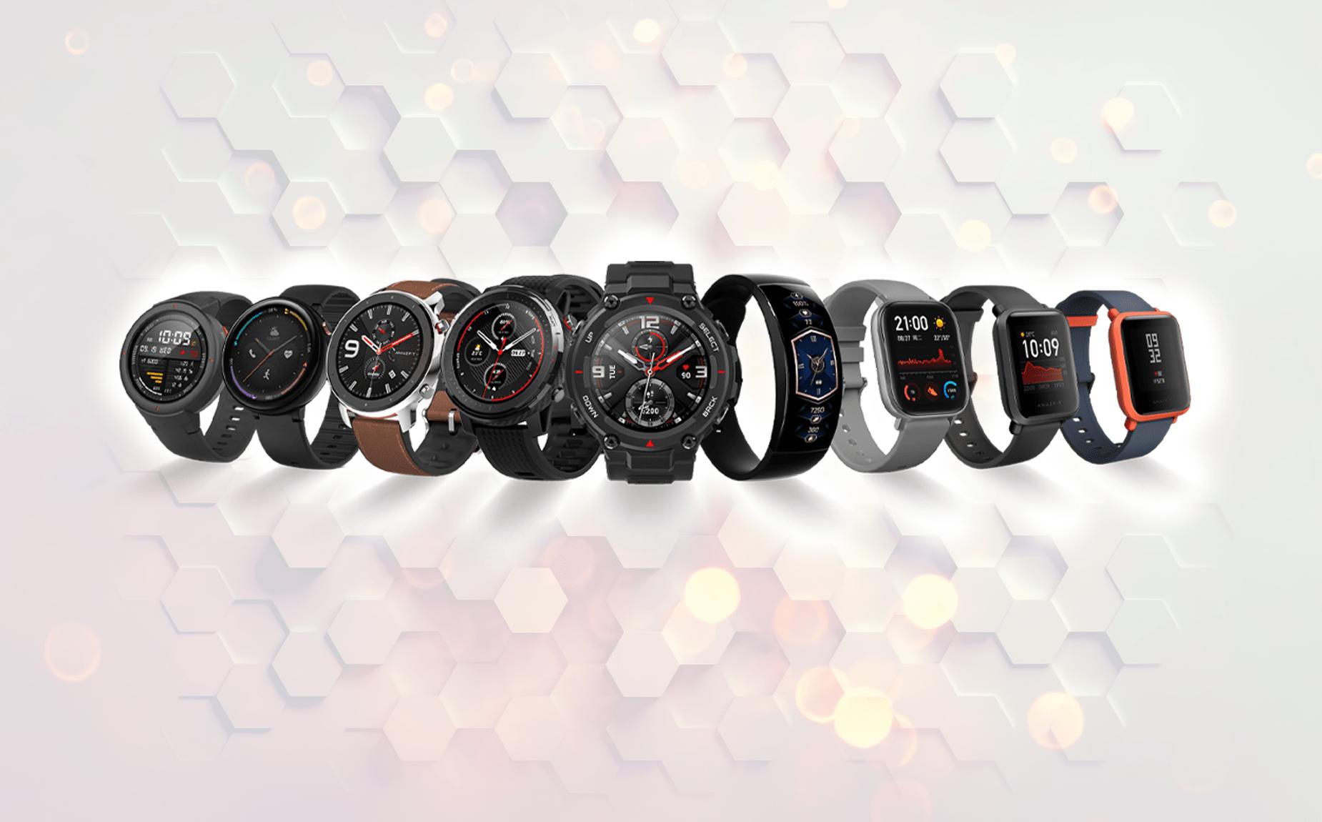 Amazfit Smart Watch Brand