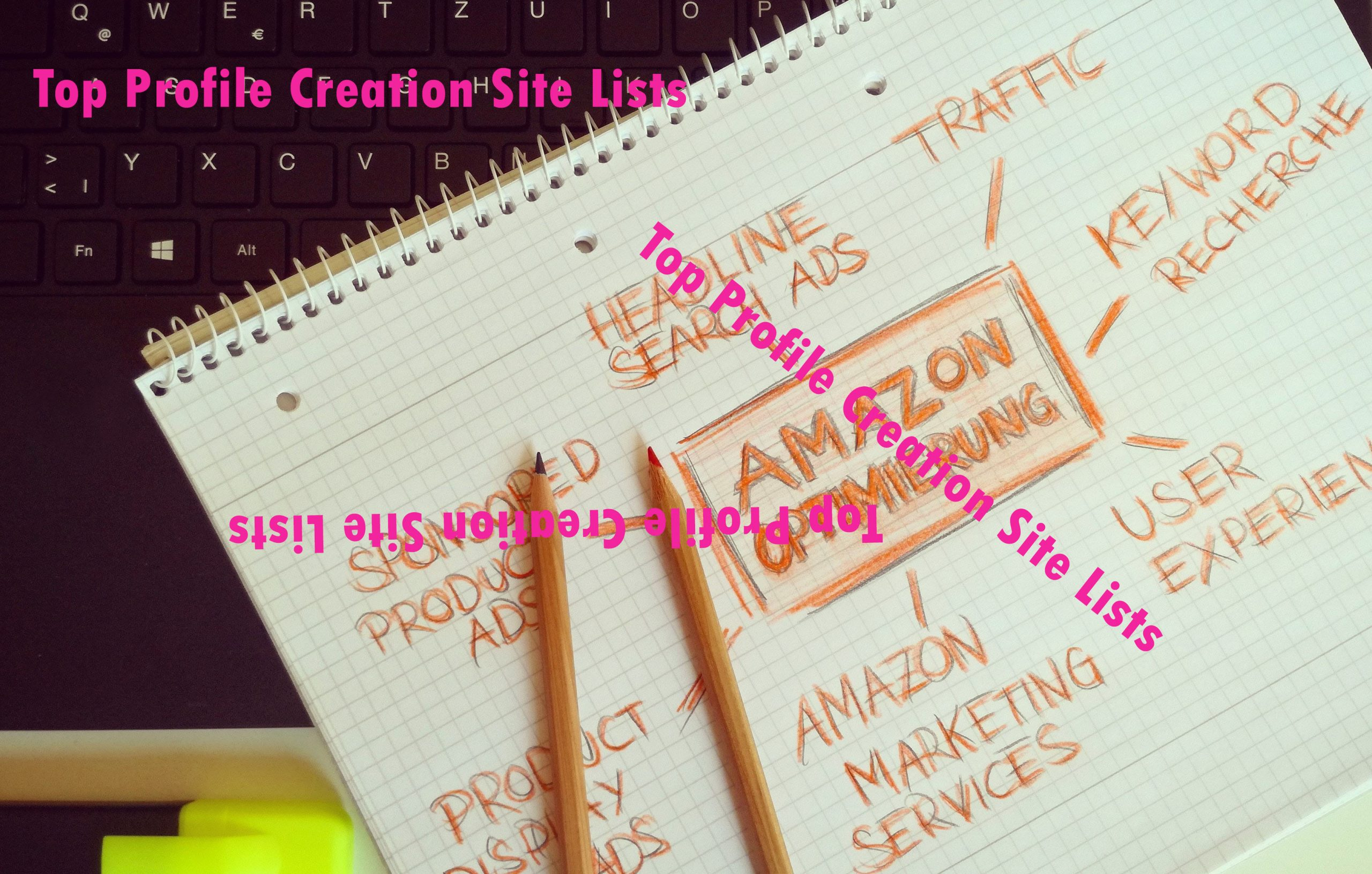 Do-follow Profile Creation Sites List 2021