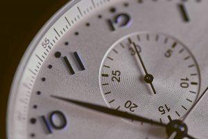 Mechanical Watch, Based on Clockwork Mechanism