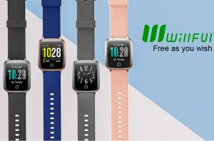 Willful Smart Watch for Men Women 2020 review