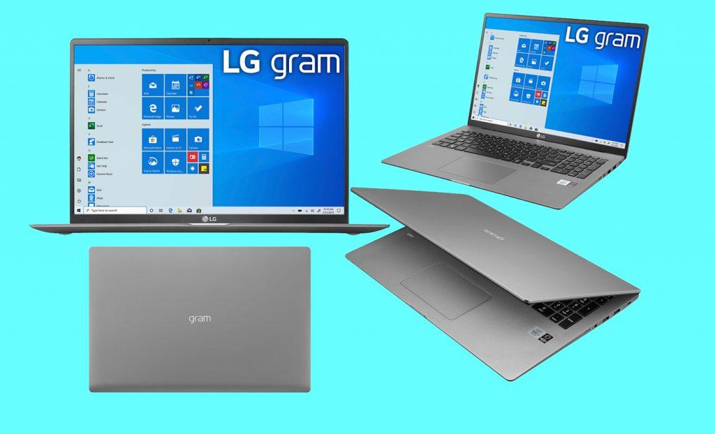 LG gram 17'' Ultra-Lightweight Laptop review