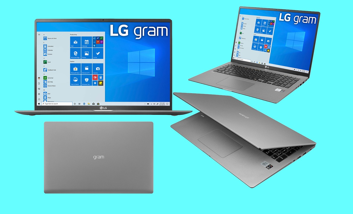 LG gram 17 Ultra-Lightweight Laptop review