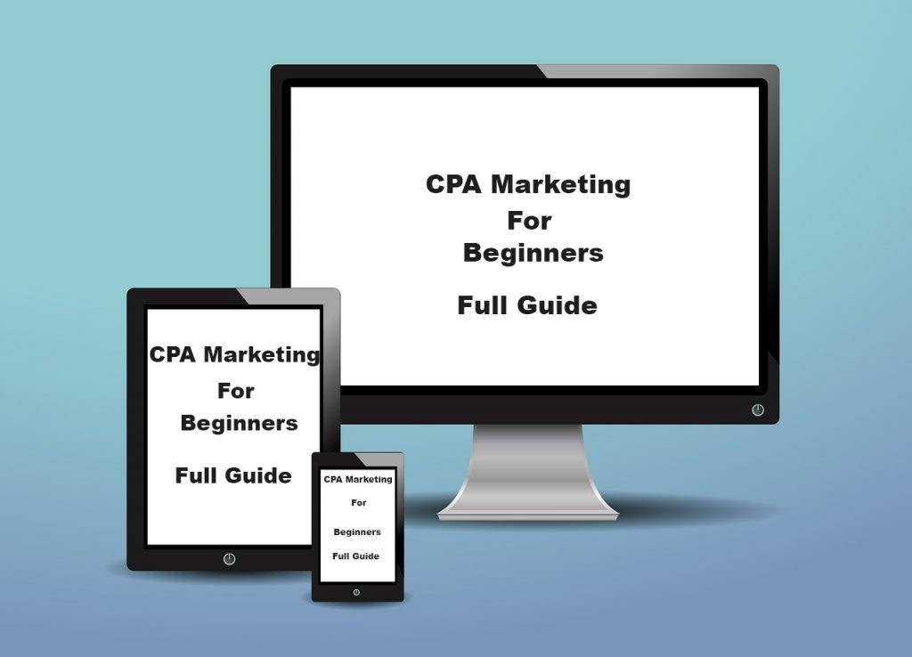 CPA marketing for beginners 2021